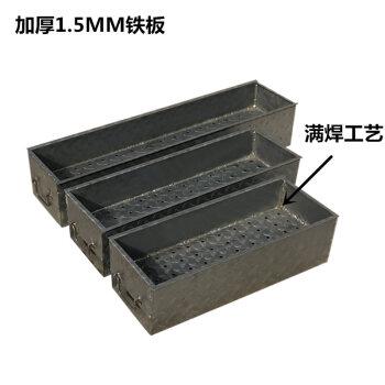 旧式の家庭用の厚いバーベキュー炉で焼いた羊肉の串焼き焼きグリル戸外の持ち運びの焼き窯で60*18のオーブンをいっぱい溶接しました。