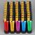 高級ブランドの防風花瓶ライター使い捨て広告ライターはホテルの印字卸売りのハイエンド防風混合色50本を注文します。