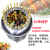 力恒スティンスチールバーベキュー炉炭吊炉携帯厚焼き棚小型家庭用ローストダック炉オーブン屋外焼肉串焼き羊のステーキ羊の腿炉のバーベキュー神器大サイズ40幅吊炉(豪華仕様)
