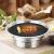 韓国式家庭用スティンレット鋼炭火焼業務用焼肉麦飯石オーブン禁煙炭火焼肉炉室内外焼き炉全セット(焼き皿+焼き網付き)