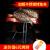 スティンレス鋼の焼き魚の粗大サイズの焼き魚ネット商用焼き魚クリップ屋外焼き道具3-6斤の魚の中号の焼き魚挟み(2-4斤の焼き魚に適しています)
