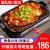 鹿角馬商用焼魚炉焼魚皿ビジネス分離式電気オーブン包み魚専用鍋禁煙家焼肉鍋電気オーブンアップグレードのタイプは大きいサイズの50*34*12 cm(蓋なし)をプラスします。